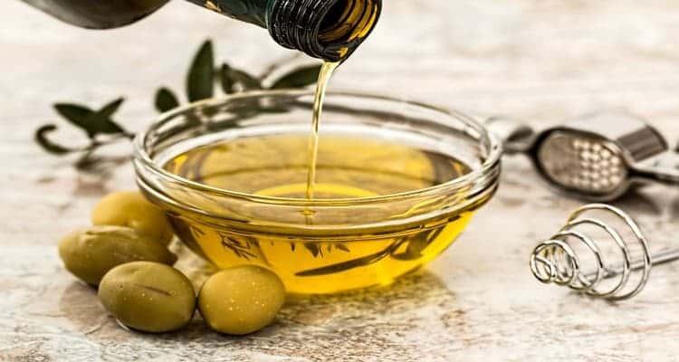 Sauce vinaigrette huile