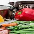 soupe de légumes préparation