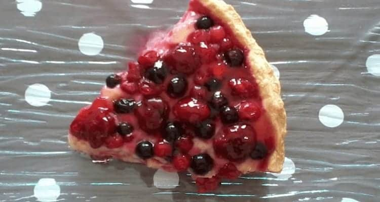 tarte cocktail de fruits