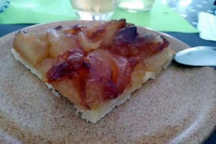 tarte tatin dégustation