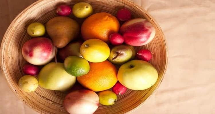 Tian aux fruits