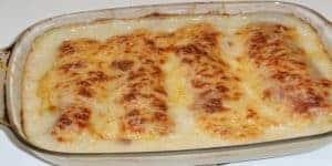 gratin endives plat au four