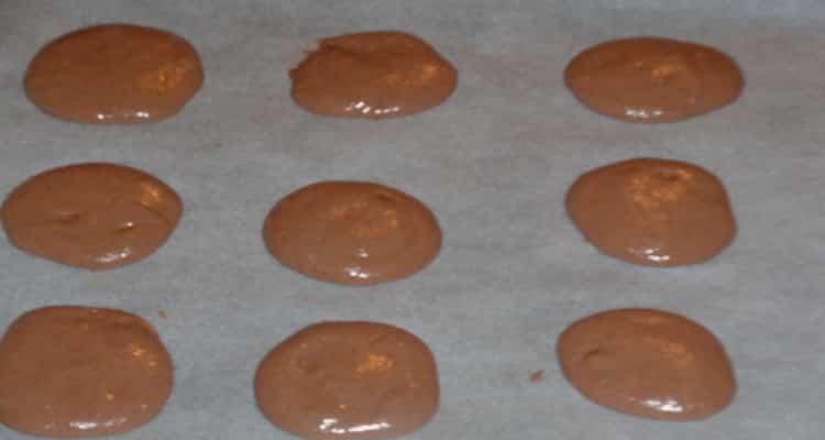 macarons poche à pâte