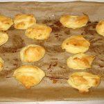 pâte a choux sucré salé, la gougère