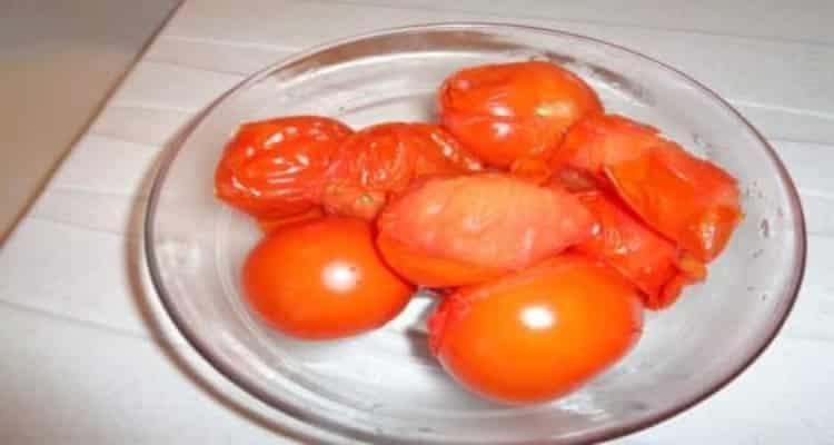 soupe tomate facile