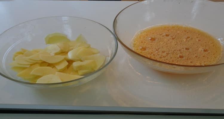 tortilla patates
