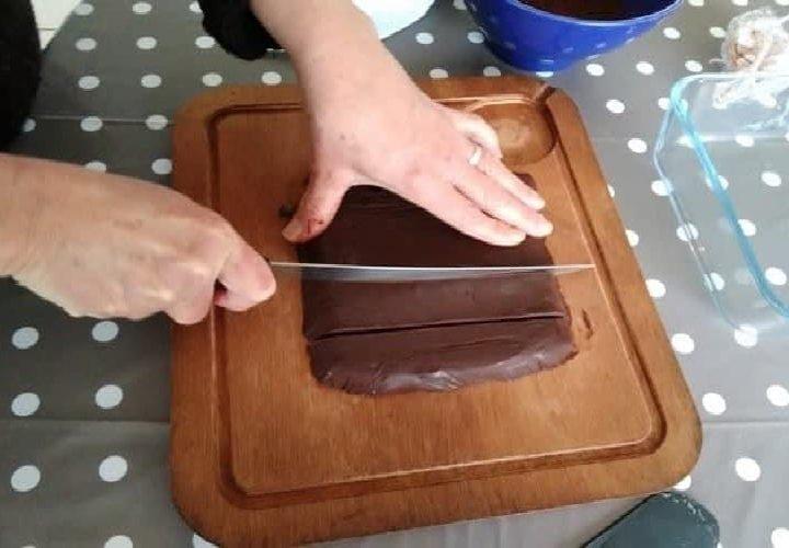 Truffe au chocolat, Édith vous dit comment la faire facilement