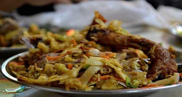 Séjour au Sri Lanka pour apprécier ses spécialités culinaires le Kotthu_ roti