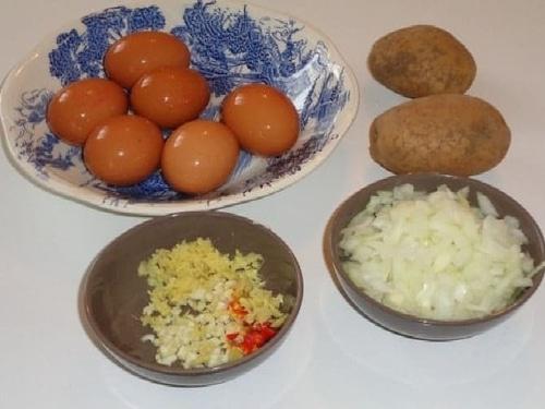 Cuisine végétarienne - Pomme de terre