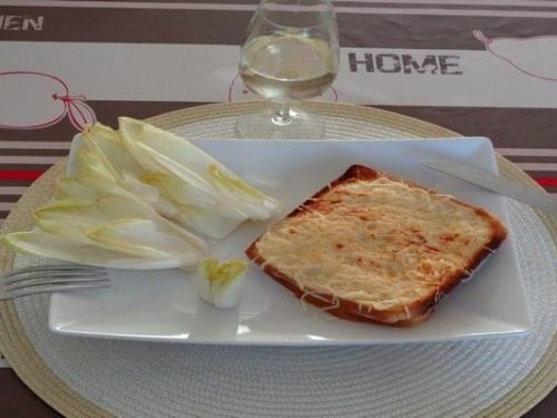 Croque monsieur - Cuisine