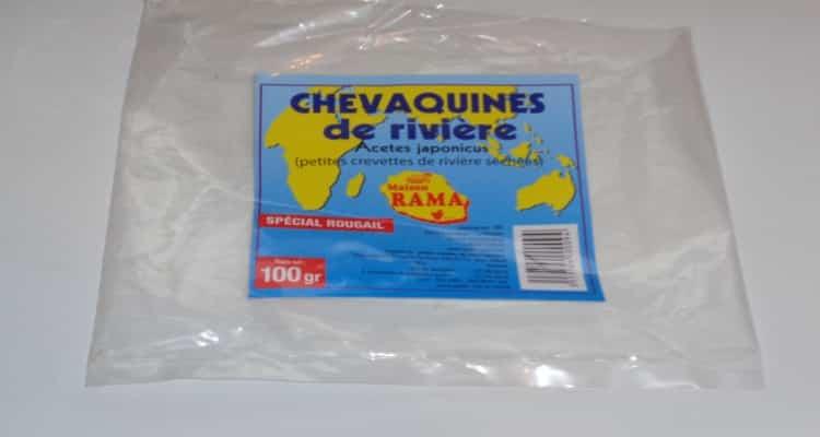 rougail Chevaquines poche de 100 gr