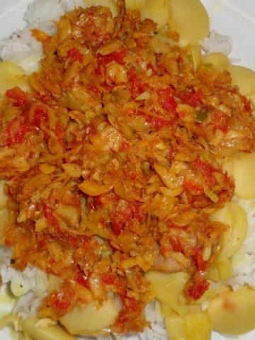 Cuisine de la Réunion - rougail Chevaquines