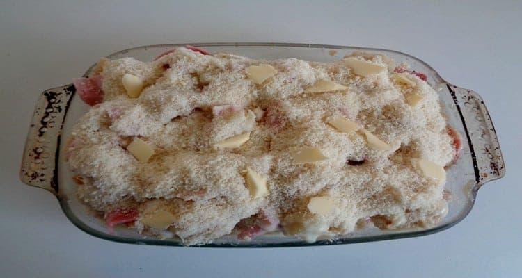 Comment faire un gratin chou-fleur,gratin de chou fleur parmesan