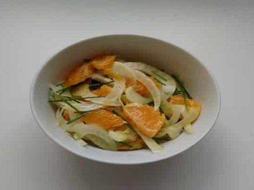 Cuisine végétarienne - Vinaigrette