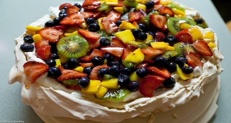 gastronomie neo zelandaise dessert