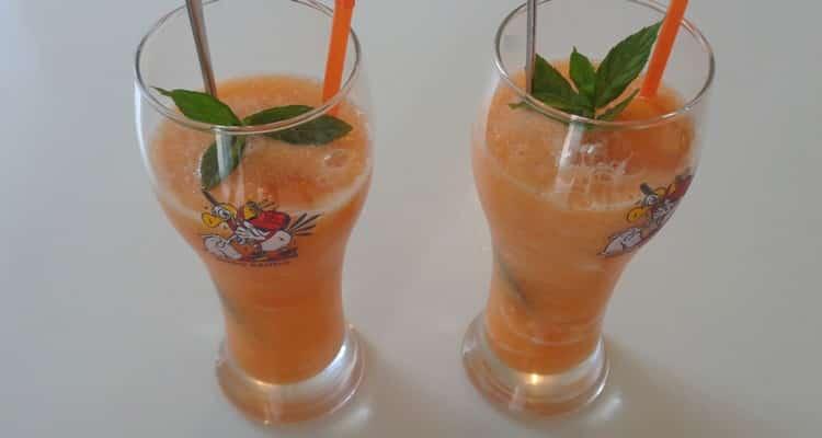 Comment faire des billes de melon au pastis en apéritif