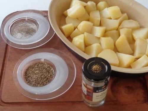 Cuisine végétarienne - Condiment