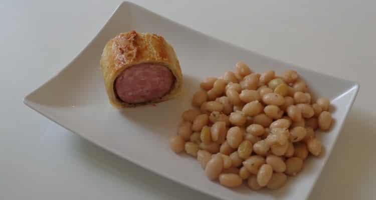 cuisson de la Morteau en croûte