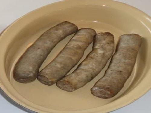 Saucisson - Mettwurst - andouillette mie de pain