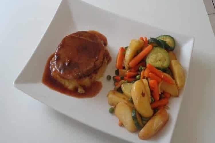 Tournedos Rossini - Cuisine