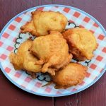 pâte à beignets sucrée ou salée