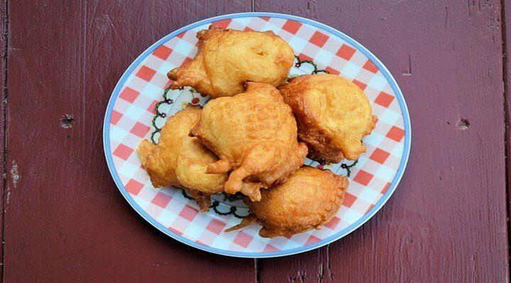Recette de la pâte à beignets sucrée ou salée à la bière ou au lait.