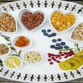 repas sans viande, petit déjeuner