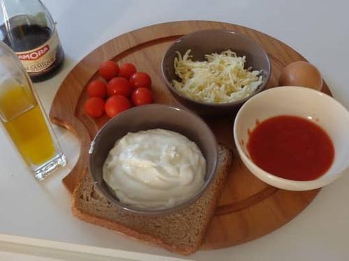 Tiramisu - Petit-déjeuner complet