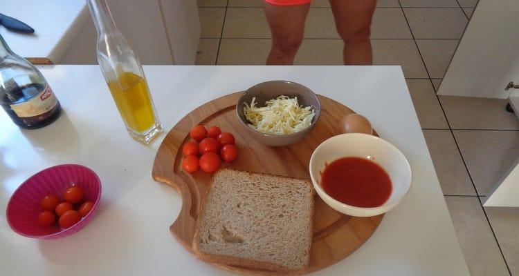 Tiramisu tomate, les ingrédients pour la recette