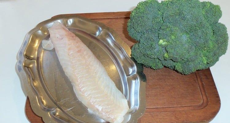 brocoli au poisson les ingrédients pour la recette