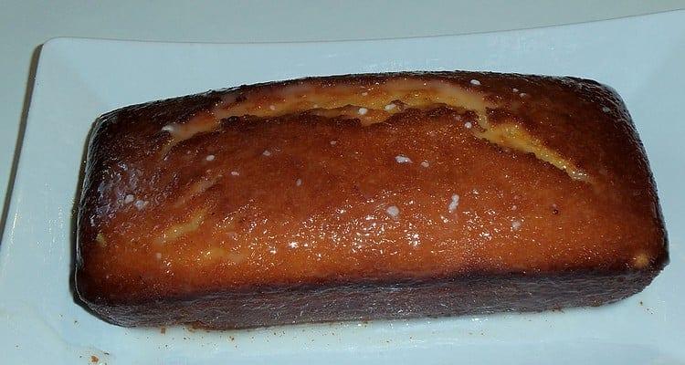 cake au citron cuisson au four