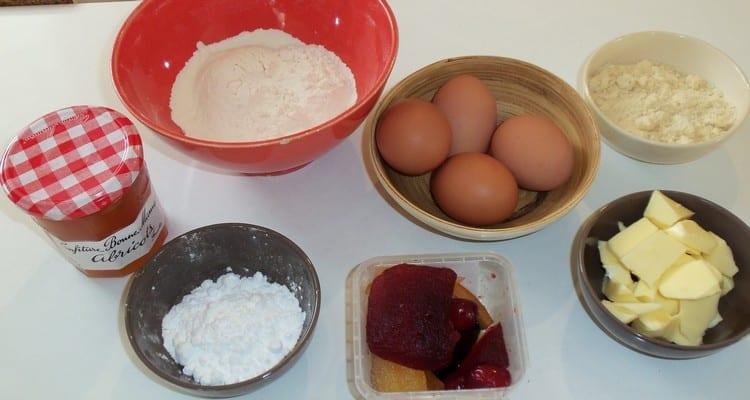 nougat de Tours, les ingrédients pour faire la recette