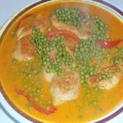 Cuisine végétarienne - Sauce