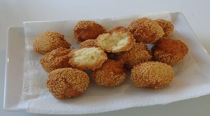 Recette du bonbon Millet facile, spécialité de beignet réunionnais.