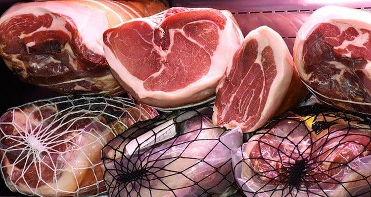 feijoada brésilienne, viande de porc