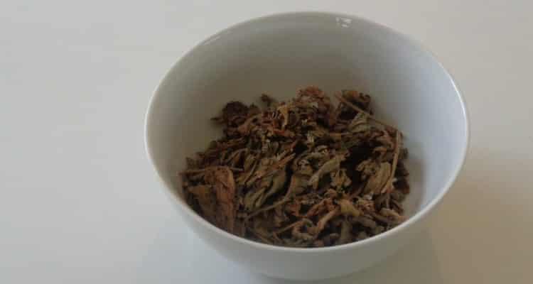 rhum arrangé géranium, les feuilles de la fleur