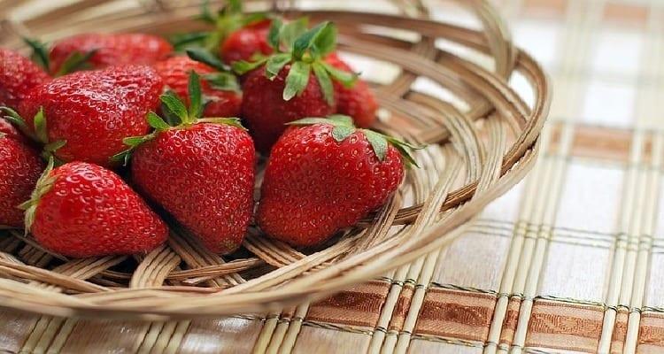 tarte fraise création maison