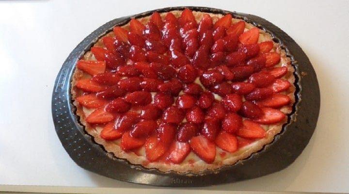 Tarte fraise – La méthode pour la réussir.