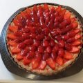 tarte fraise pate sablee creme patissiere