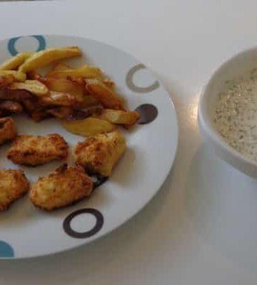 Nugget de poulet - Rembourrage