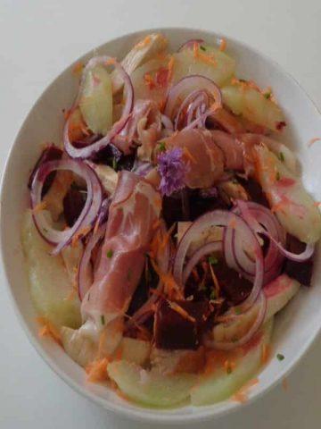 Cuisine de la Réunion - Ravioli