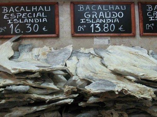 Cuisine portugaise - Boulettes de morue