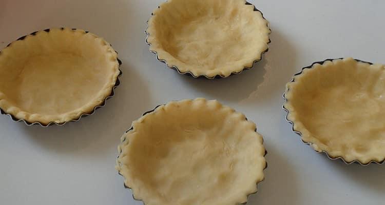 Tartelette Petits Oignons la pâte brisée