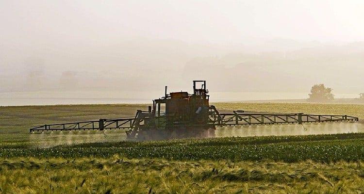 agriculture et les pesticides