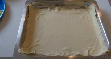 Croustillant Poivron Rouge Pesto-la pâte feuilletée