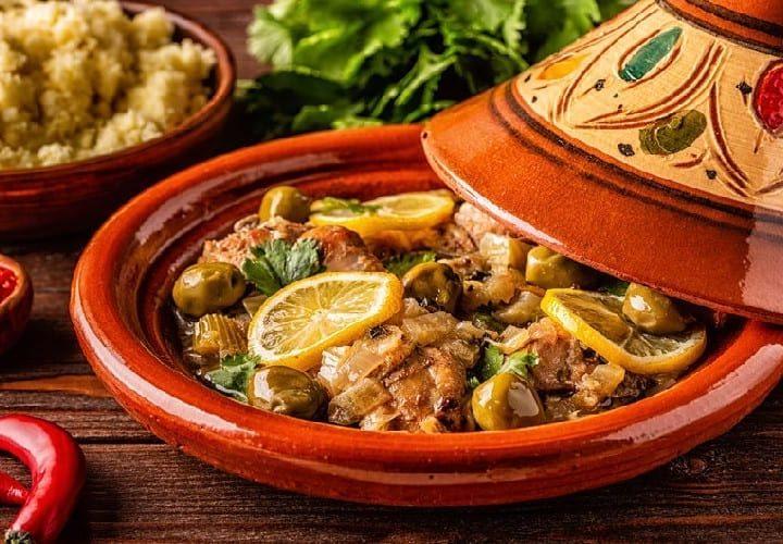 Tajine de Poulet aux Olives : comment faire?