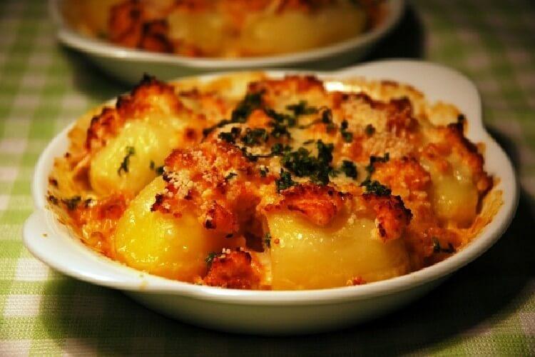 3 plats typiques suédois le gratin de pommes de terre