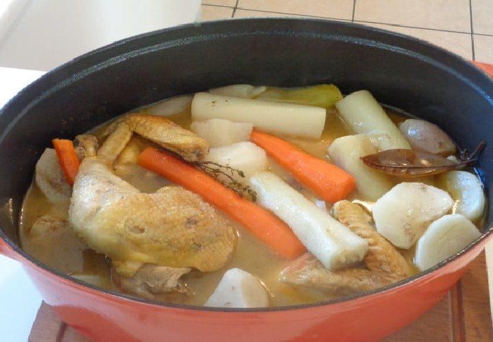 Poule au pot – Comment réussir la poule au pot avec ses légumes ?