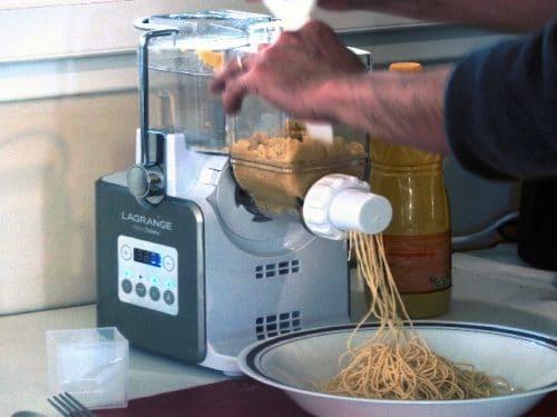 machine a spaghetti