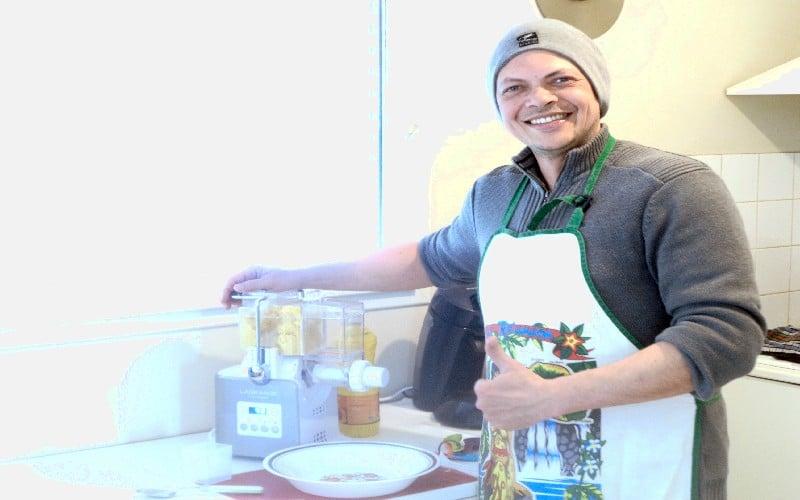 Spaghetti Carbonara Lardons par maitre olivier